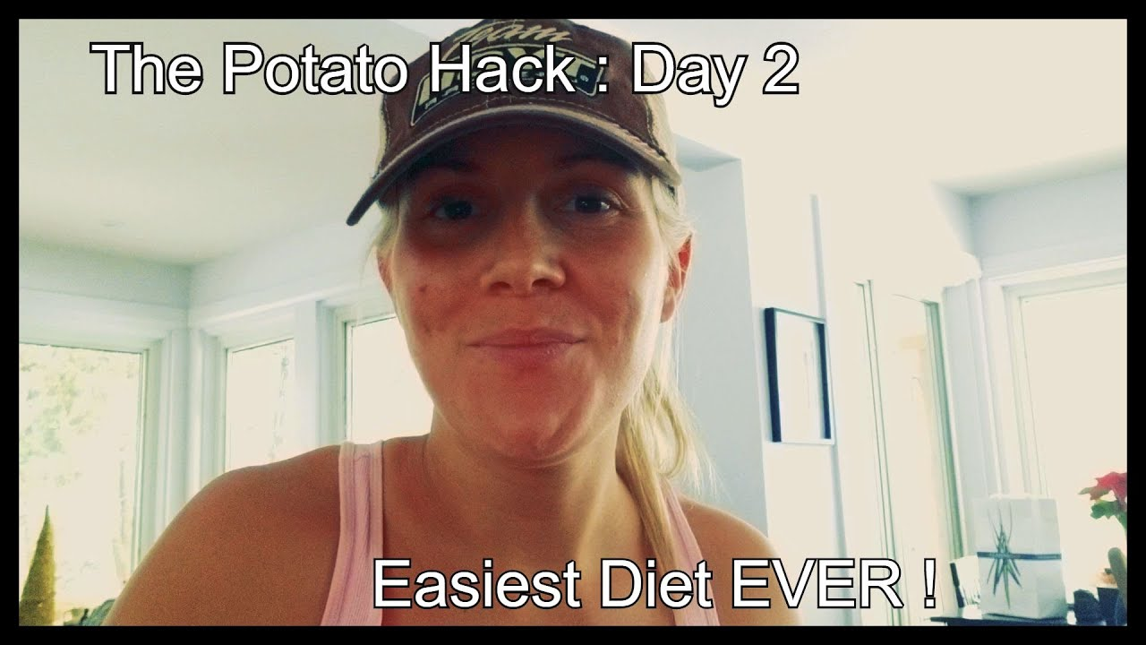 The Experiment : The Potato Hack Day 2 - Happy Elie Episode #3