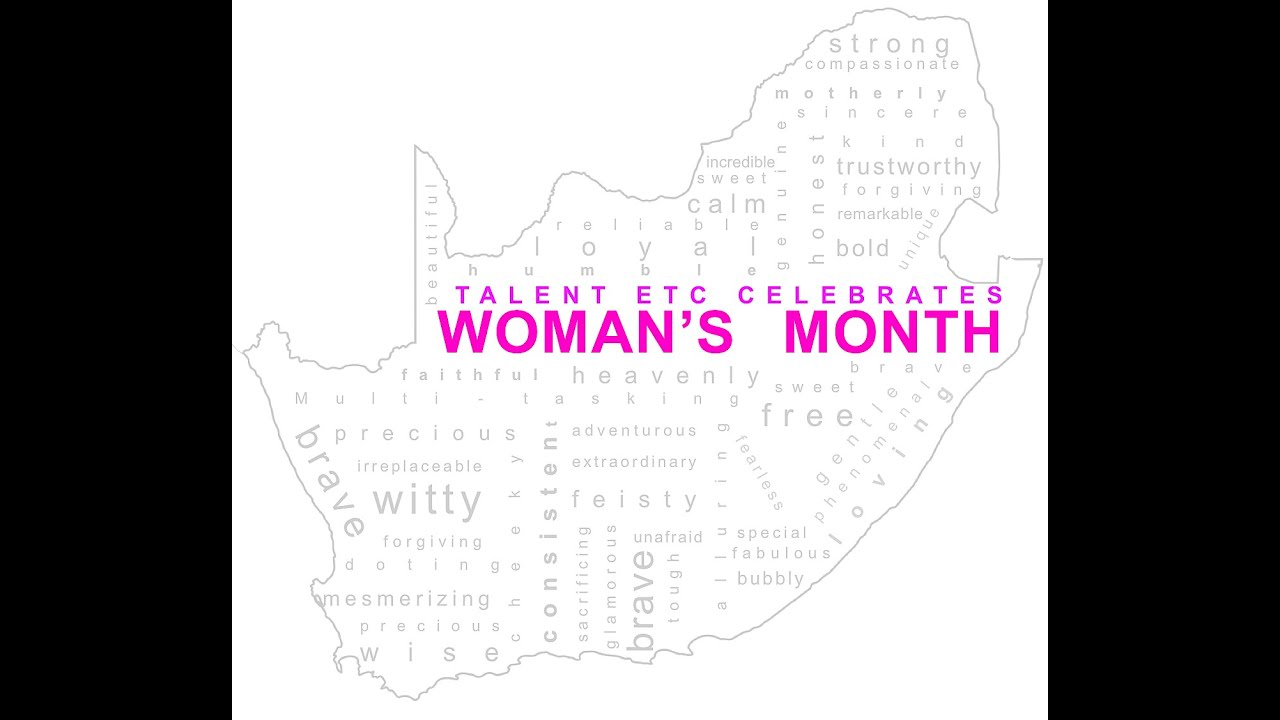 Talent Etc Celebrates Woman S Month