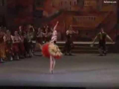 Ekaterina Krysanova - Kitri variation act 1