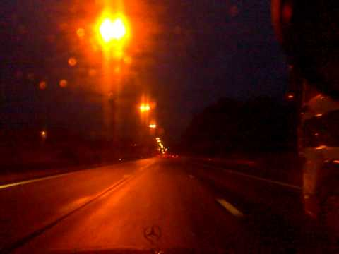 Driving in Belgium: Brussels Ring A10 E40 Gent