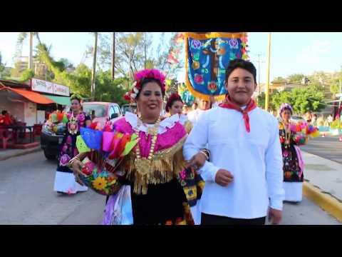 Calenda 2018 de la Fiesta de Aniversario de Salina Cruz, Oaxaca (Guelaguetza Istmeña)
