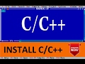 How to Install Turbo C C Software in Windows 10 8 7 XP Hindi