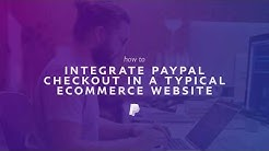 How to Integrate PayPal Checkout in a Typical eCommerce Website