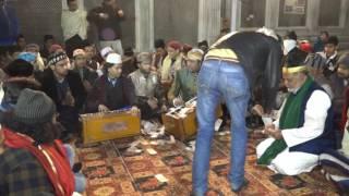mehfil e qawali at hazrat nizamuddin aulia ra