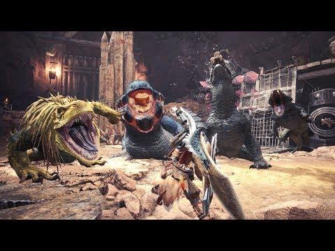 Monster Hunter World - Part 18: Eventful Brooklyns (Event Quests 1)