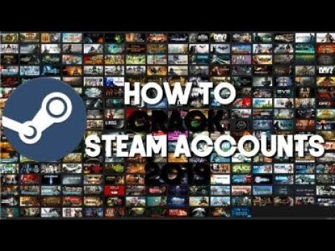 Download How To Crack Steam Accounts With Games MP3, 3GP, MP4