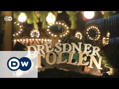 Christmas Treat: Stollen From Dresden | Euromaxx