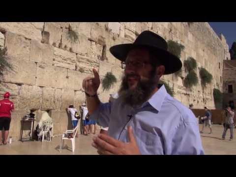 Découvrez Jerusalem avec le Rav Dynovisz 1ère visite