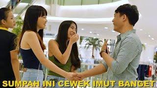 SUMPAH INI CEWEK IMUT BANGET - DI BAPERIN SAMPE KLEPEK KLEPEK #PRANK