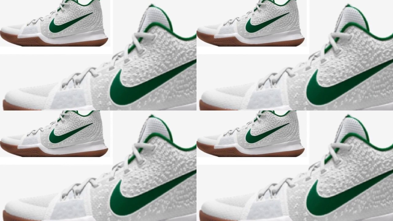 456761d4827f Best Kyrie Irving Sneakers  36 Kyrie Shoes in 40 Seconds - YouTube