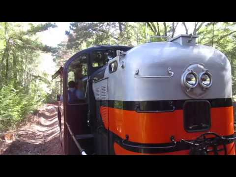 Palestine to Rusk Historic Texas Railroad