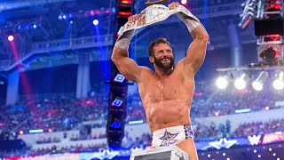 Zack Ryder's most memorable moments: WWE Playlist