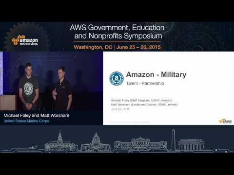 AWS Symposium - Washington, DC | Recruiting: Transforming Your Career From Military to Civilian