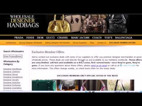 Cheap Designer Handbags Supplier Review