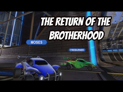 THE BROTHERHOOD REUNITES - 3's with Sizz and Moses