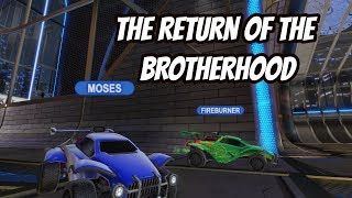 THE BROTHERHOOD REUNITES - 3 s with Sizz and Moses