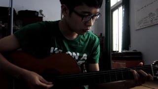 Tam thốn thiên đường (三寸天堂) - Guitar cover