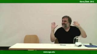 Slavoj Žižek. Ontological Incompleteness in Film. 2012
