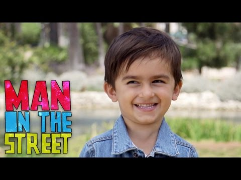 What's the Biggest Lie You've Ever Told? | Man on the Street