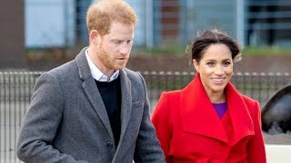 Meghan Markle Accidentally Reveals Her Due Date!