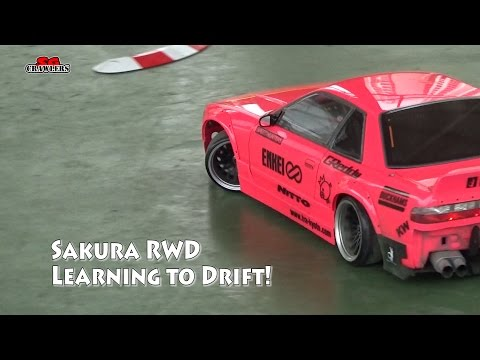 3Racing Sakura D4 RWD 1/10 Drift Car RC drifting with Tamiya Scale Interiors - Learning to drift from YouTube · Duration:  2 minutes 50 seconds