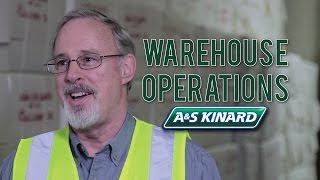 Warehouse Operations with Rick Miner