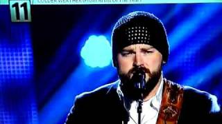 Zac Brown Band w/ Amos Lee - Colder Weather