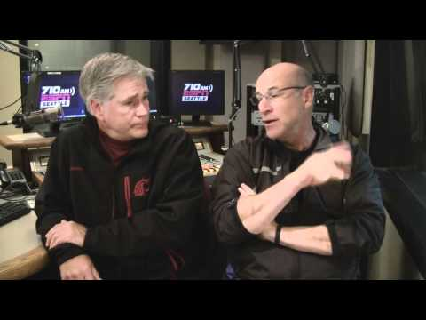 Kevin Calabro Show Warm Up -- 5/22/2012