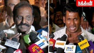 தயாரிப்பாளர் சங்க மோதல்.. வைரமுத்து கருத்து! Vairamuthu speaks about Producers' Council issue