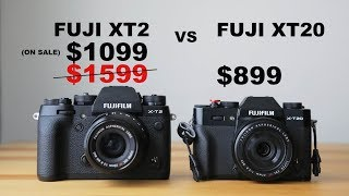 FUJI XT2 ON SALE OR THE FUJI XT20? OR Wait for the Fuji XT3?