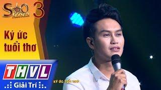 THVL | Sao Nối Ngôi Mùa 3 – Tập 3[6]: Cha Yêu – Tống Hạo Nhiên