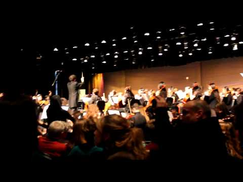 Lord of the Rings Overture by Arlington High School Lagrangeville NY
