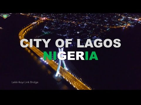 Beautiful NigeriaThe City Of Lagos, Nigeria | Timelapse Of Lagos