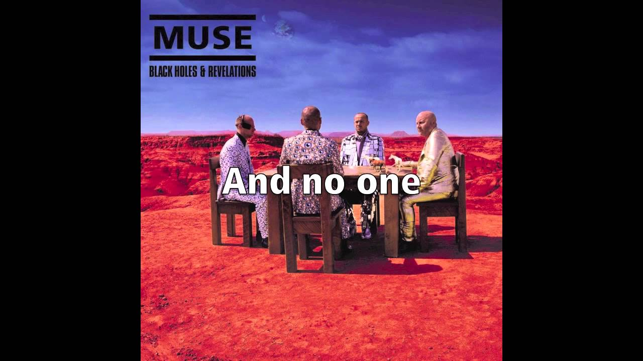 muse black holes and revelations cover art - photo #8
