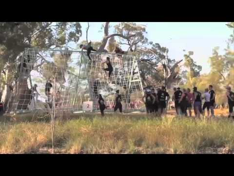 True Grit: Australia's Military Inspired Obstacle Challenge