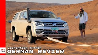 Volkswagen Amarok Pickup Truck - German Review
