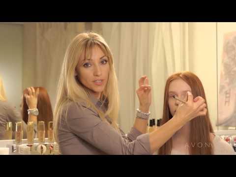 Образы: макияж для юных девушек от Avon