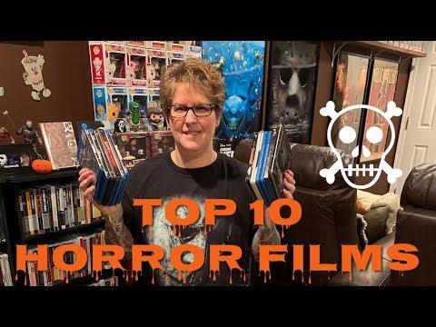 Top 10 Favorite Horror Movies
