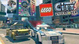 LEGO City Undercover Прохождение На Русском #1 — LEGO В СТИЛЕ GTA!