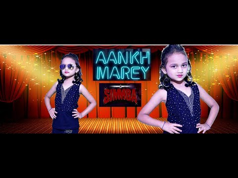 Aankh Marey | Aakh marey neha kakkar | Simmba Aankh maare  | Tanishk Bagchi | Sara Ali Khan |