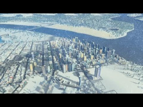 Cities: Skylines PSPRO Natural Disaster DLC TORNADO ALLEY |