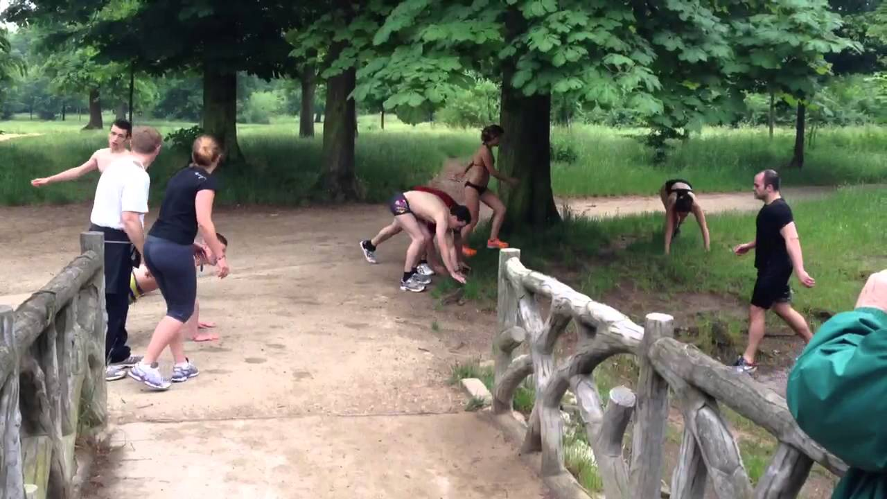 Sunday morning Bois de Vincennes  YouTube