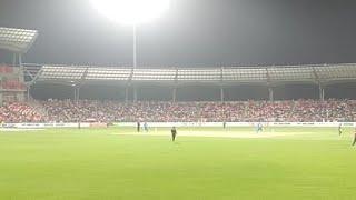 Afghanistan VS Bangladesh LIVE CRICKET MATCH AT DEHRADUN