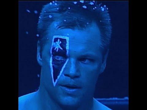 Glacier makes his Nitro debut in September of 1996