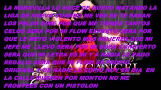 EL PISTOLON REMIX (LETRA)
