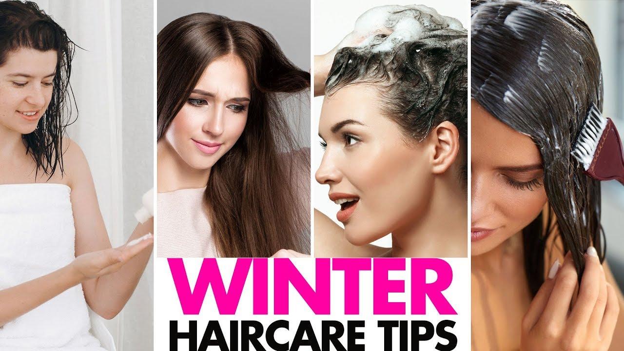 Winter Haircare Tips Do S Don Ts To Avoid Hairfall Dandruff Frizzy Hair In Winters Femina Youtube