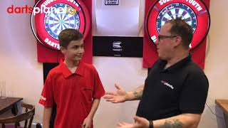 MY VISIT TO SUDBURY YOUTH DARTS ACADEMY - WHAT AN AMAZING DAY