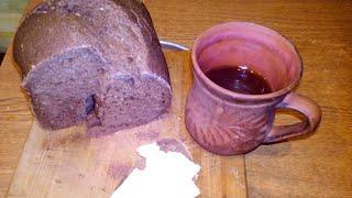 Простой рецепт ржаного хлеба