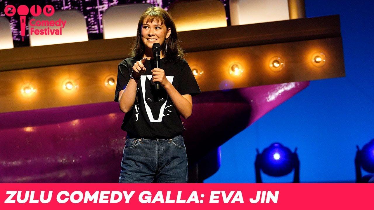 ZULU Comedy Galla 2020 - Eva Jin