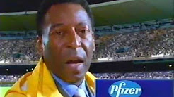 Pelé promocionando viagra